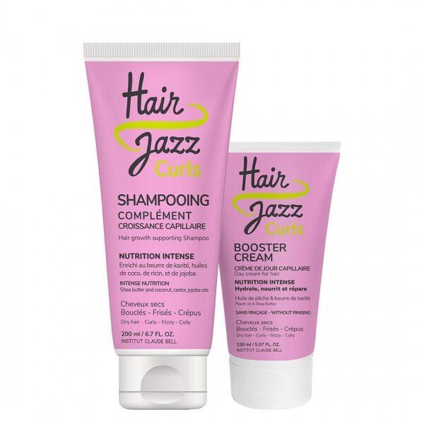 Hair Jazz Champú y Crema Formadores de Rizos
