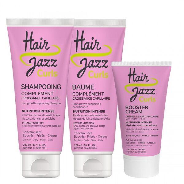 Hair Jazz Rizos- Rutina básica formadora de rizos