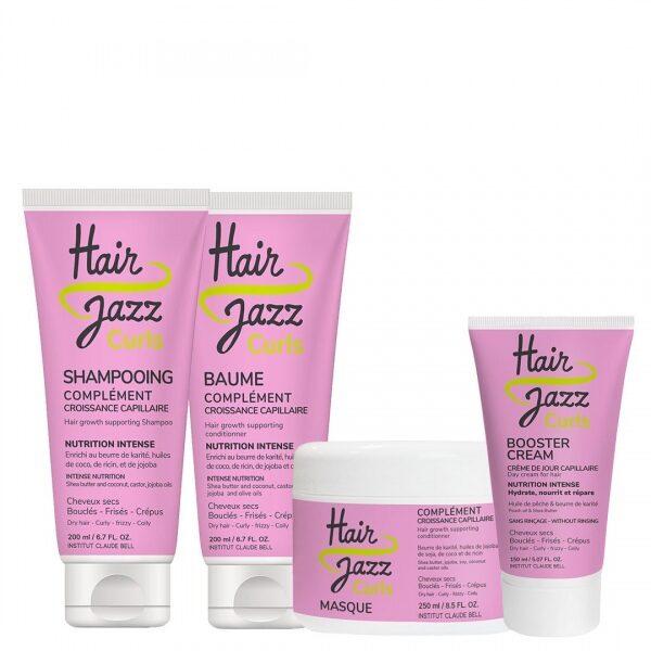 Hair Jazz Rizos- Rutina completa formadora de rizos