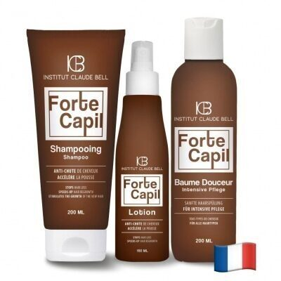 Forte Capil - Tratamiento Completo