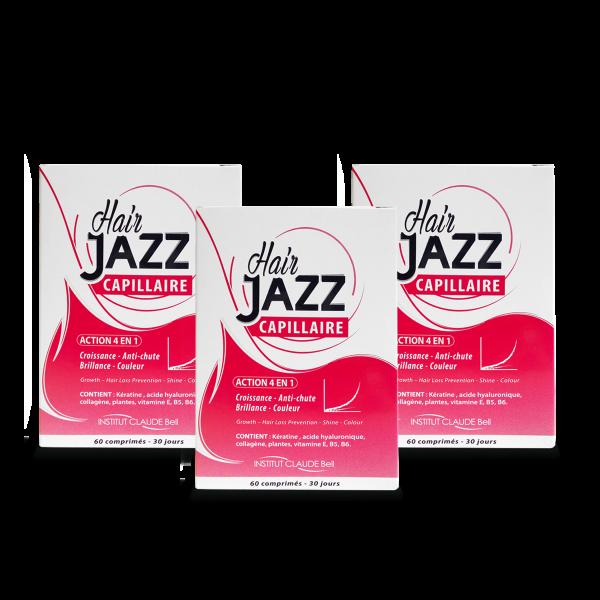 Hair Jazz Vitaminas Set - ¡Alimenta El Crecimiento De Tu Pelo!
