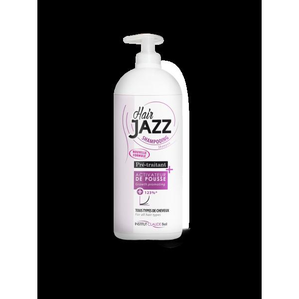 Hair Jazz Pro Champú - ¡Acelera El Crecimiento De Tu Pelo!