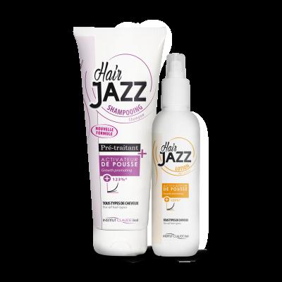 Mini set HAIR JAZZ - ¡Acelera el crecimiento de tu cabello!