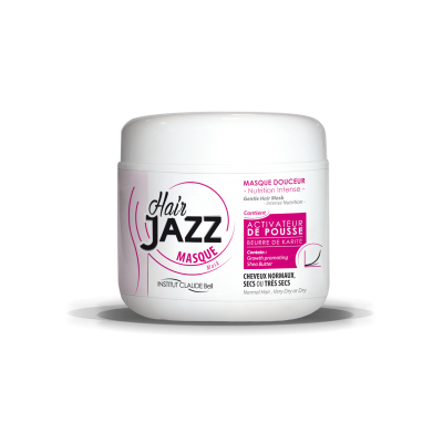 HAIR JAZZ Mascarilla - para protección y crecimiento del cabello