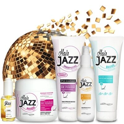 Hair Jazz Set- Completo Rutina de Lavado con serum