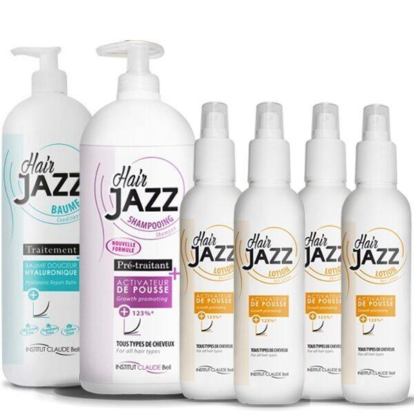 Hair Jazz Set- Programa De Crecimiento 6 Meses